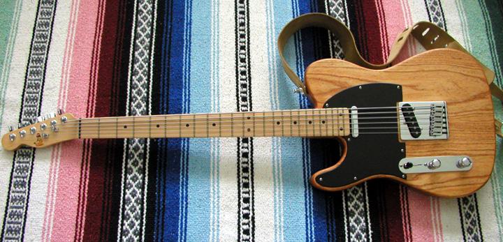 www.MarksGuitars.com/CoolCustoms Fender Baritone Tele Wiring Diagram on